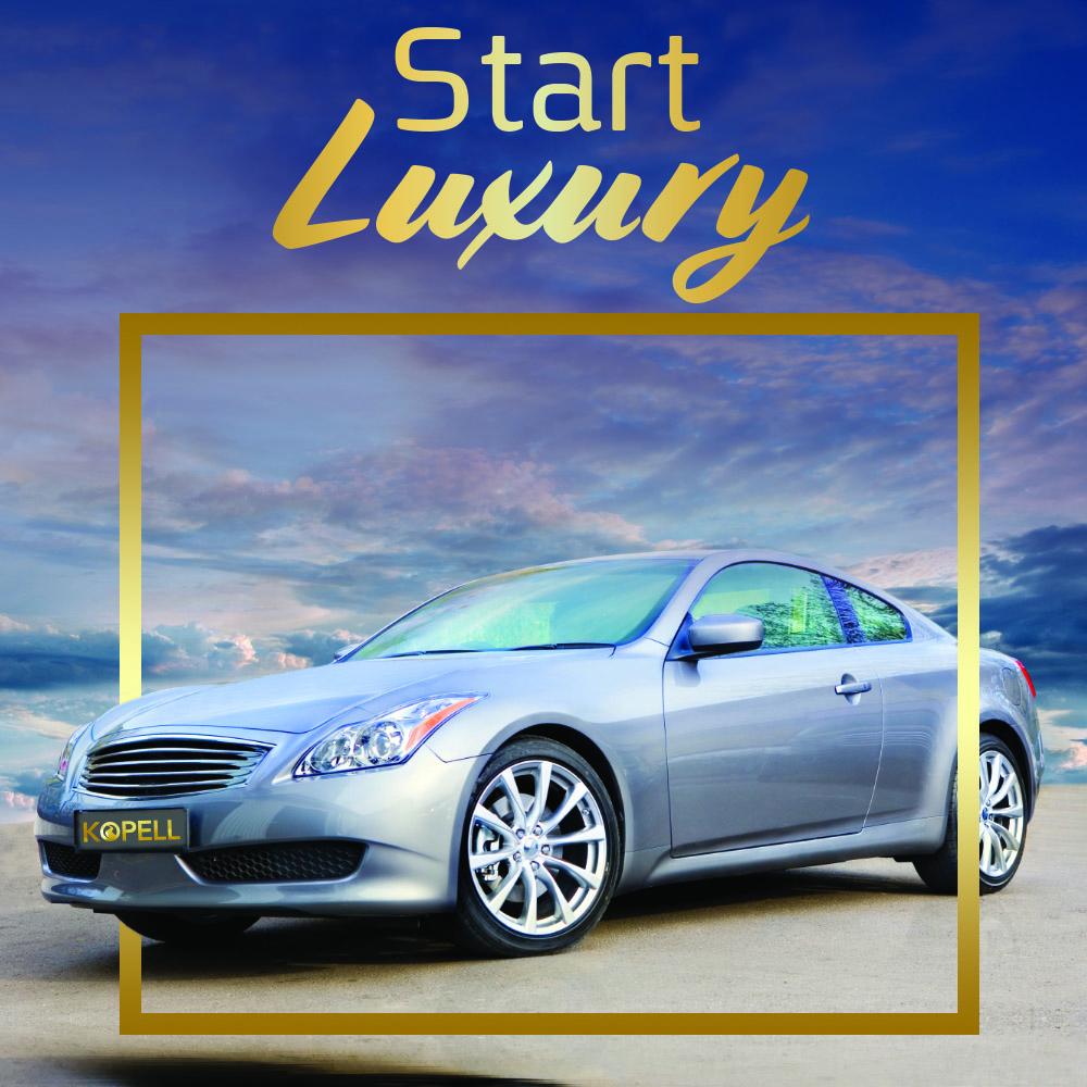 start luxury